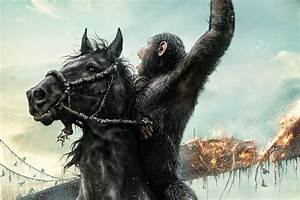 War for the Planet of the Apes - Primer trailer | QiiBO