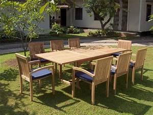 Mobilier Jardin Bois : mobilier jardin design decoration interieur ~ Premium-room.com Idées de Décoration