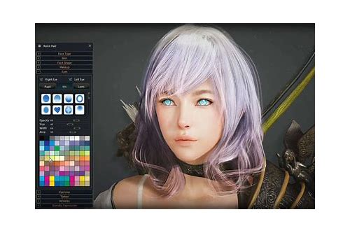 black desert character creator free download