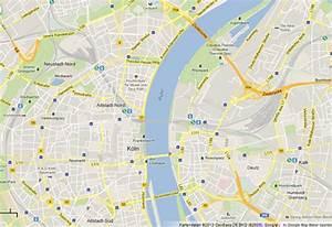 Google Maps Köln : google maps kuriose fehler des kartendienstes ~ Watch28wear.com Haus und Dekorationen