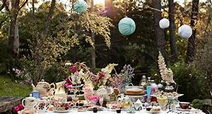 vintage tea party Archives - Pretty My Party
