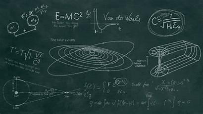 Math Chalkboard Equations Science Tool Equation Teacher