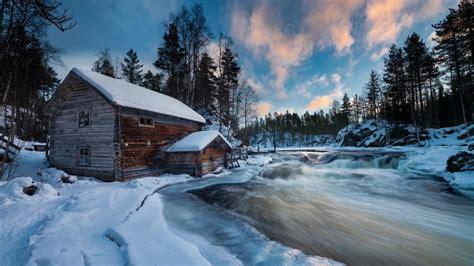 foto de Paysages d hiver kwany