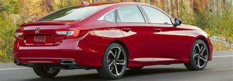 See All Nine 2019 Honda Accord Exterior Color Options