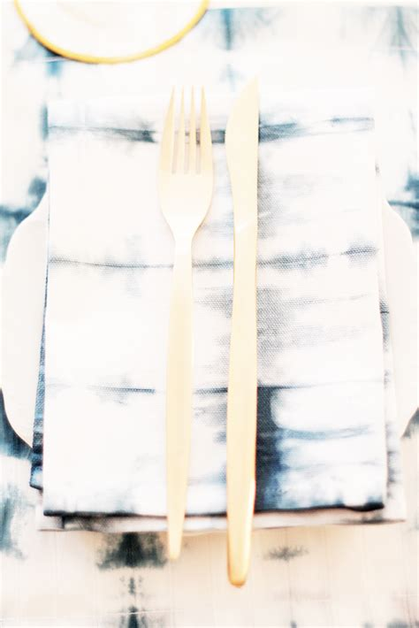 diy faire du linge de maison shibori