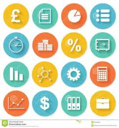 icon design business flat icons set for web and mobile royalty free stock images image 35382289