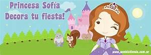 Fiesta Princesa Sofia: Collage de Ideas
