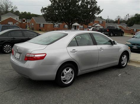 2008 Toyota Le by 2008 Toyota Camry Pictures Cargurus