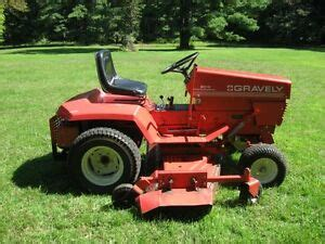 gravely 20 g professional tractor ebay