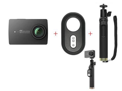 Xiaomi Yi Ii Imx 37 Wi-fi 4k Action Camera
