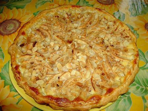 recette tarte alsacienne aux pommes cuisine sant 233