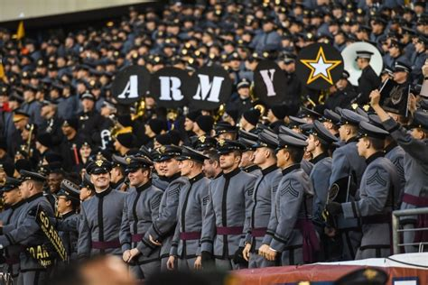 black army football coach defends army navy students