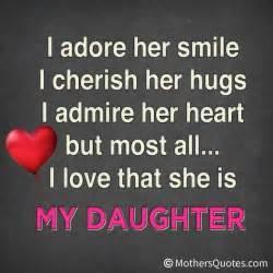I Love My Daughter