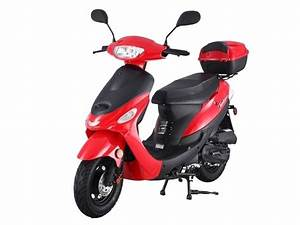 Tao Tao Scooter Euro 2014 Scooter