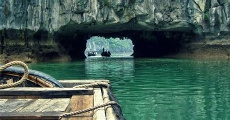 Sea Cave Tunnel Phuket Thailand A Heart Without