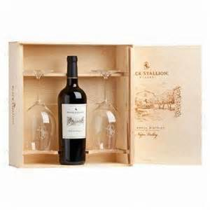 wooden wine gift box plans