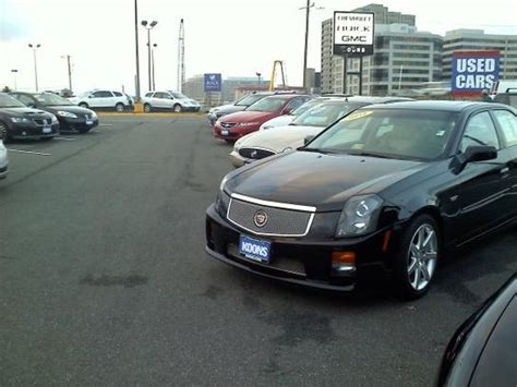 Koons Tysons Chevrolet Buick Gmc koons tysons chevrolet buick gmc vienna va 22182 car