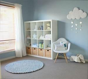 Chambre Fille : idee deco chambre bebe fille et garcon
