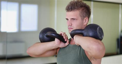 kettlebell weight long lose take does results training getty