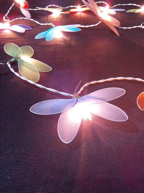 dragonfly outdoor string lights dragonfly string fairy lights home garden party indoor