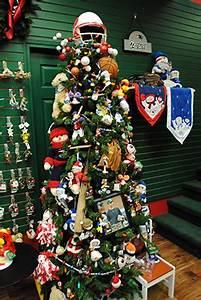 football ornaments