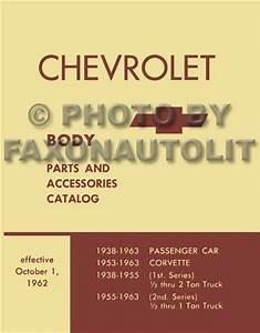 1964 Chevrolet Assembly Manual Reprint Impala Biscayne Bel