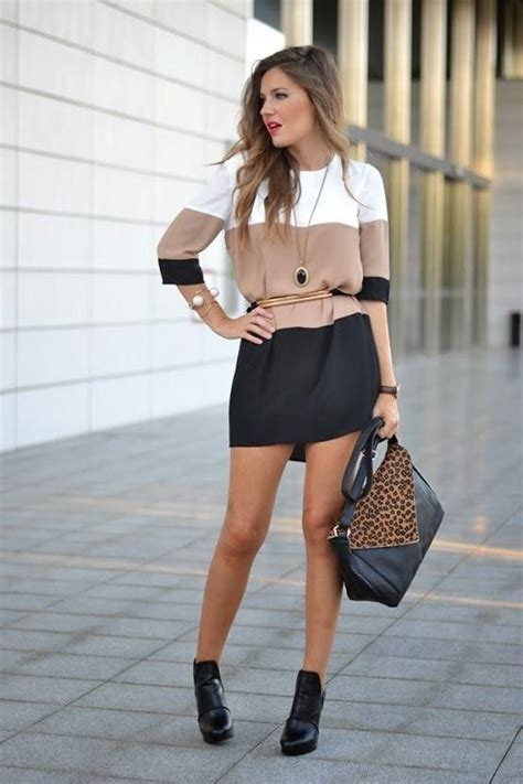 white coffee black dress fashion chic outfits