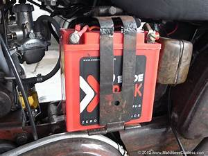 Motorcycle Battery Voltages And What They Mean  U2022 Matchless
