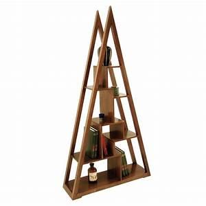 etagere pyramide omega meuble haut de gamme en hevea With meuble salle de bain hevea