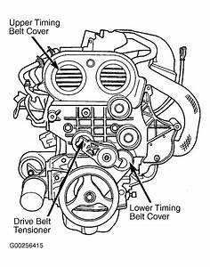 2005 Jeep Liberty Serpentine Belt Routing And Timing Belt Diagrams