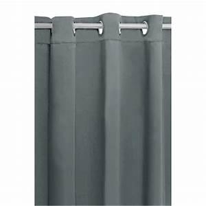 Vorhang Grau Blickdicht : vorhang gardine blickdicht senschal dekoschal sen in grau ~ Orissabook.com Haus und Dekorationen