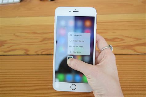 apple s 3d touch and touch form basis of a patent