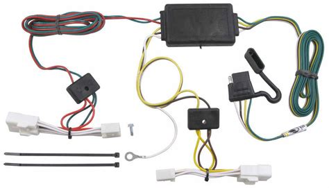 Chevrolet Aveo Wiring Harnes Connector by Custom Fit Vehicle Wiring For 2008 Chevrolet Aveo Tow