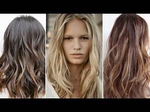 Couleur Cheveux Tendance 2017 : couleur de cheveux 2016 ~ Melissatoandfro.com Idées de Décoration
