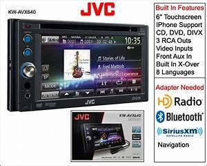 Jvc Car Radio Wiring Diagram
