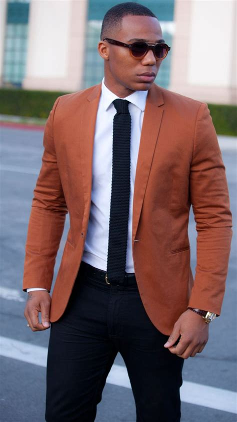 18 Popular Dressing Style Ideas for Black Men - Fashion Tips