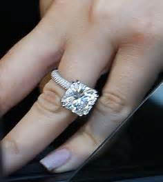 what u see is what u get in with khloe 39 s engagement ring - Khloe Wedding Ring
