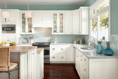 american woodmark cabinets colors coastal casual shorebrook maple linen