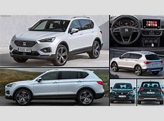 Seat Tarraco 2019 pictures, information & specs