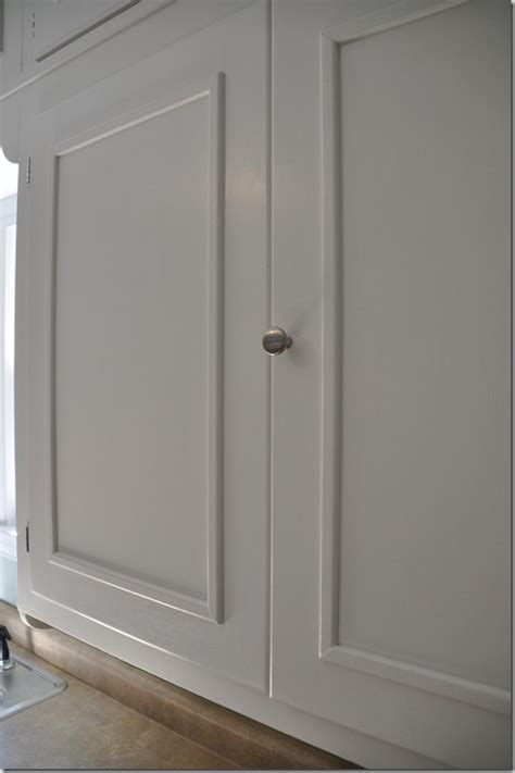 Molding Kitchen Cabinet Doors by How To Add Cabinet Molding Decor And The