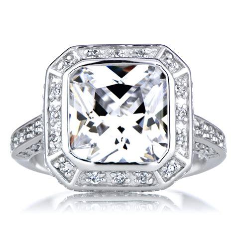 Mens Fake Diamond Rings  Wedding, Promise, Diamond