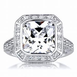 men s fake diamond rings wedding promise diamond With fake diamond wedding rings