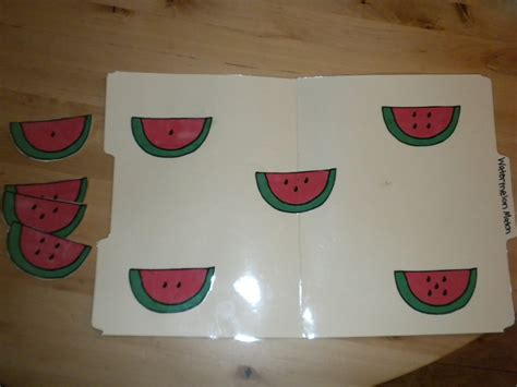 If you are looking for a free and better companion for your leisure time, then you should try the synthetic watermelon game on your phones. Pigtails and tutus: Watermelon Seed Counting File Folder Game