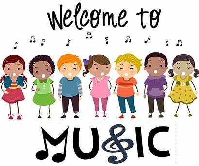 Class Clipart Singing Elementary Welcome Gillespie Classroom