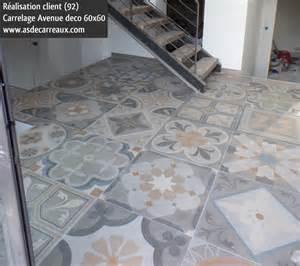 Carrelage Ancien Ciment Nettoyage by Carrelage Imitation Anciens Carreaux De Ciment D 233 Cor