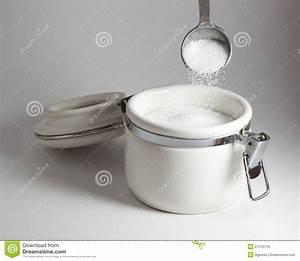 Pouring Salt Royalty Free Stock Images - Image: 21219779
