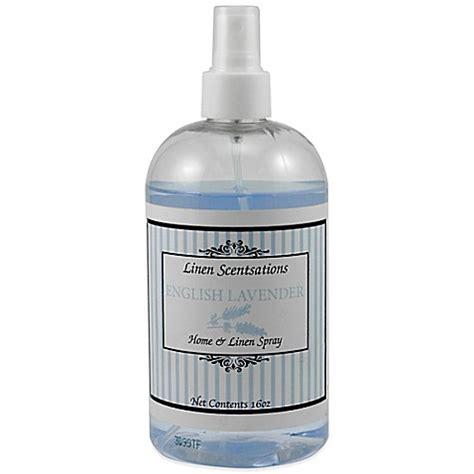 linen scentsations  oz english lavender home linen