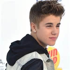 boy with diamond stud earring profile hot