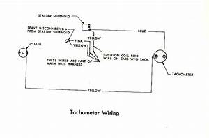 1968 Amc Javelin Tachometer Wiring Diagram