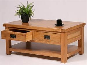 decorating ideas coffee table with drawers cherry coffee With small wooden coffee table with drawers
